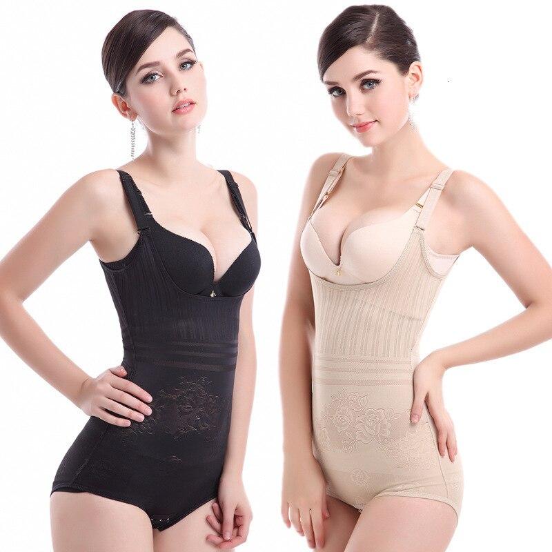 Женское нижнее белье для похудения, боди, Корректирующее белье для талии, Корректирующее белье для восстановления после родов, Корректирующее белье для похудения, Прямая поставка-0