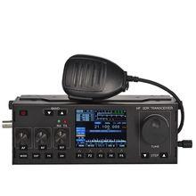 10-15W RS-958B SSB HF SDR SCHINKEN Transceiver Übertragen TX 0,5-30 MHz V0.6 DF8OEs bootloader Kompatibel mit MCHF + 4000mAh Batterie