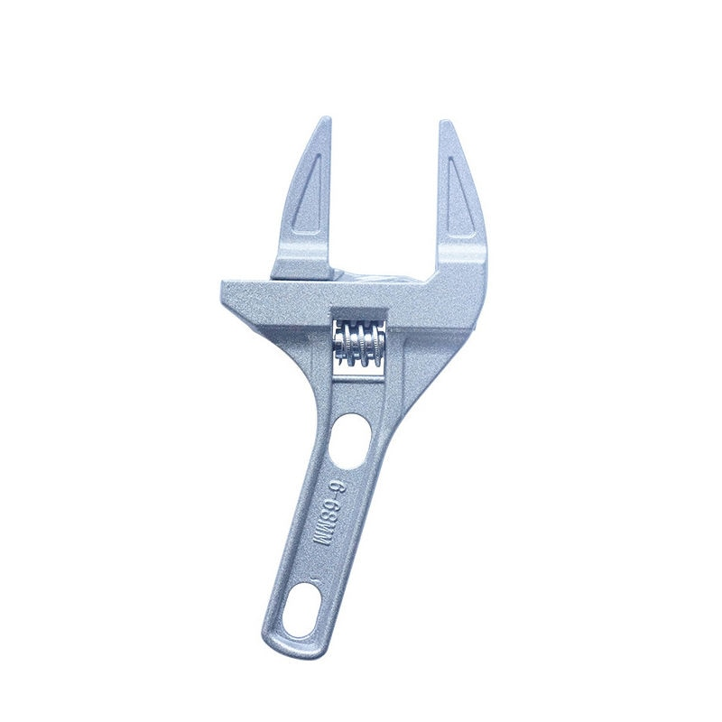 GTBL 16-68mm Mini llave inglesa ajustable vástago corto aberturas grandes ultradelgado