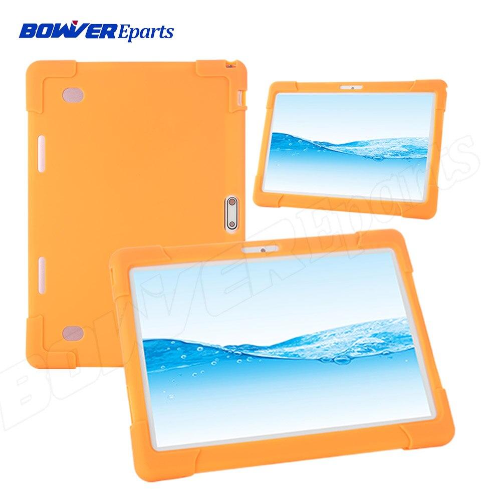 Carcasa de silicona para Prestigio Wize 3151 3161 3171 3761 3771 4311 PMT3151/Muze 3871 3861 3831 3G 4G 10,1 pulgadas Tablet pc