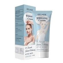 Crème éclaircissante pour les aisselles éclaircit efficacement hydrate les aisselles visage cou genoux pièces privées 60ml