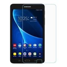 Verre trempé pour Samsung Galaxy Tab A6 7.0 T280 T285 protecteur décran pour Samsung Tab A 2016 7.0 verre trempé Protection