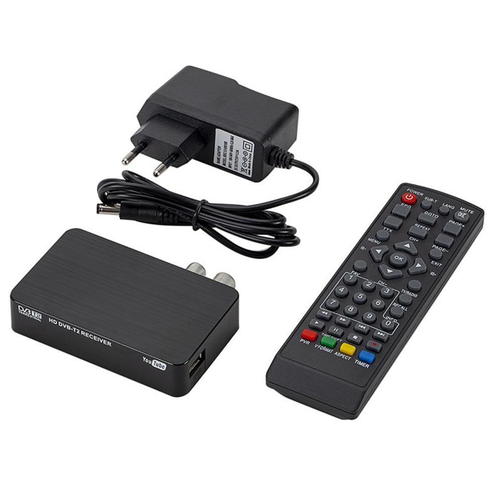 WiFi Smart TV Box Supporting Household 3D Interface Mini Model HD DVB-T2 K2 Set-Top Box STB MPEG4 DVB-T2 K2 H.264 Recepte Device