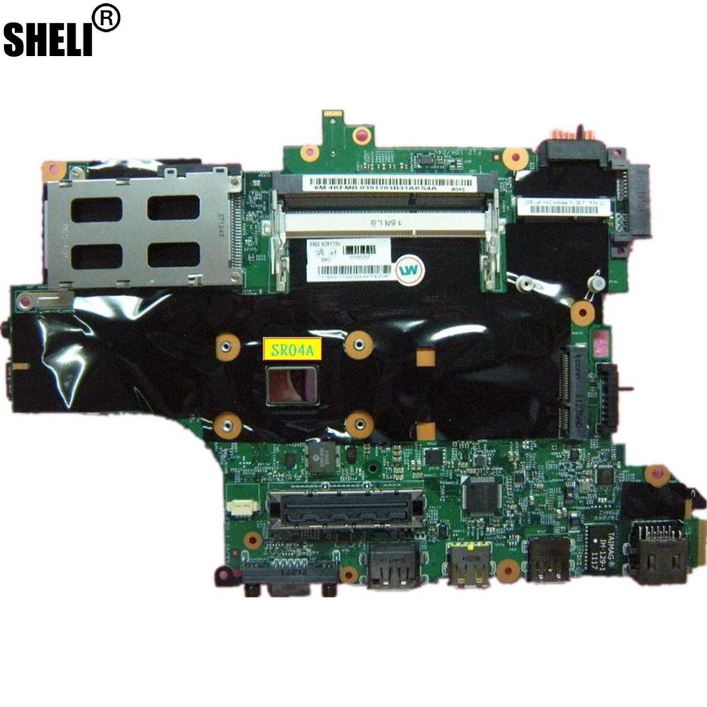 Para Lenovo T420S T420SI i5-2520 UMA placa base de computadora portátil N-AMT Y-TPM 63Y1912 63Y1716 04W2010 04W1643