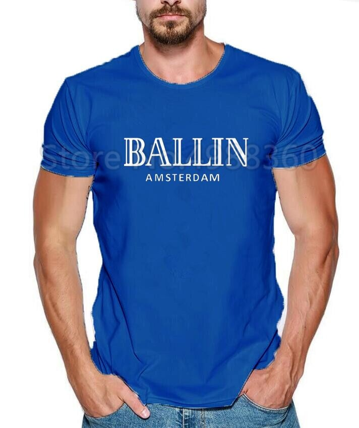 Ropa de marca para hombre, camiseta Unisex con gráfico de moda urbana de París con cuello redondo, Camiseta estampada de manga corta para hombre