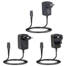 Cargador de batería de vacío de ventana de 5,5 V cargador adaptador de fuente de alimentación para Karcher WV Series Cleaner WV1/2 WV70/75 Plus WV55R/55