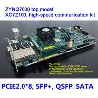 ZYNQ7000 ZYNQ Kintex-7 Development Board XC7Z100 Sata PCIe 10G Ethernet