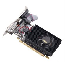 GT210 Original Graphics Card 1GB 64Bit GDDR2 Dual-screen Graphics Cards For nVIDIA Geforce GPU Dvi V