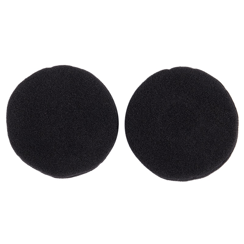 Almohadillas de cascos de espuma para auriculares