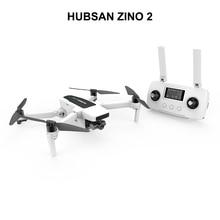 Hubsan Zino 2 LEAS 2,0 GPS 6KM FPV mit 4K-60fps UHD Kamera 3-achsen Gimbal RC Drone Quadcopter RTF 33 minuten Flug 3800mAh Batterie