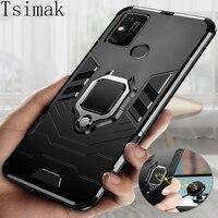 Бронированный чехол для Huawei P20 P30 P40 Pro Mate 20 Honor 10 10i 20i 8A 8X 8S 9A 9S 9C 9X 10X Lite E, чехол для телефона, противоударный чехол
