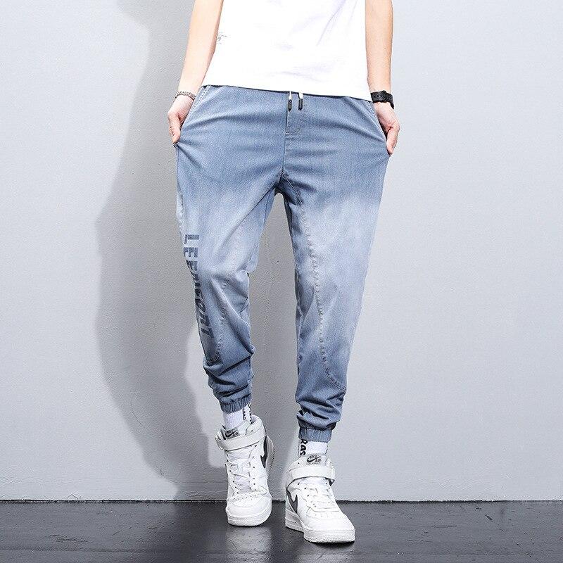 Мужские джинсы 2021, брюки-джоггеры, Мужские штаны, брюки-карго в стиле Харадзюку, Мужская одежда, уличная одежда, брюки, спортивные штаны