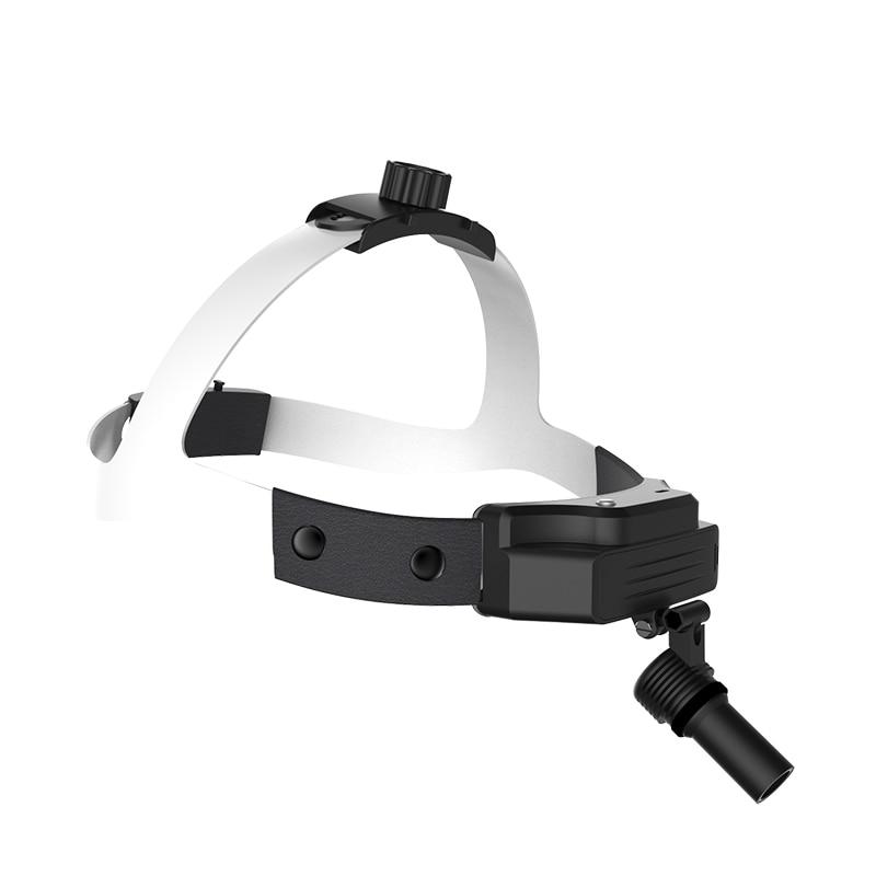 BRT LED Headlight Dental Medical High Intensity Removable Built-in Battery Headlamp Dentistry Operation Helmet Lamp(TD-N03-F) enlarge