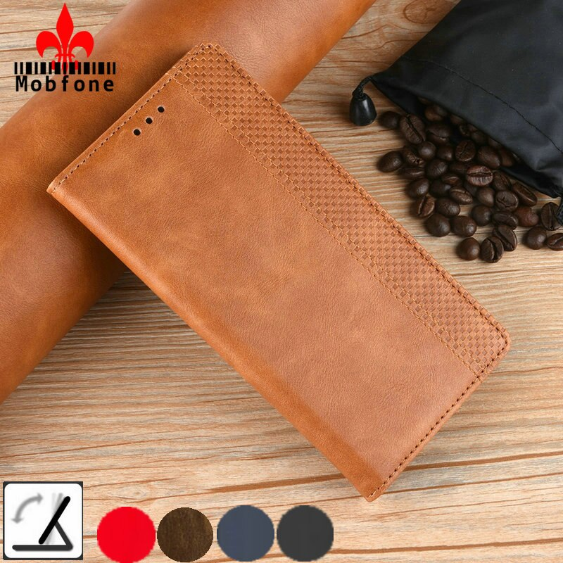 Flip Auto Magnetic Leather Case For Kyocera Qua phone QZ Basio 3 Kantan Sumaho Torque G04 Android One X3 S6 Urbano V04 Cover