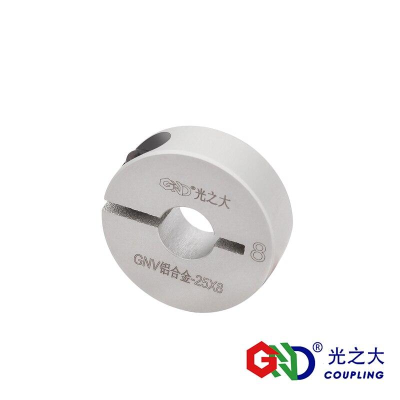 Serie de collar fijo de sujeción de aleación de aluminio