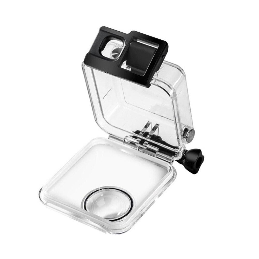 Profissional à Prova Protetor para Gopro Câmera Dwaterproof Água Habitação Liberação Rápida Mergulho Case Max 360 Panorâmica
