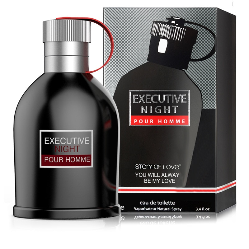 Perfume JEAN MISS 100ml para hombre, Perfume clásico portátil de Colonia, Perfume duradero para caballero, botella de vidrio en aerosol para hombre M35