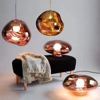 modern lustre pvc lava led pendant lights lighting loft decoration pendant lamp bar cafe dinning room hanging lamp light fixture