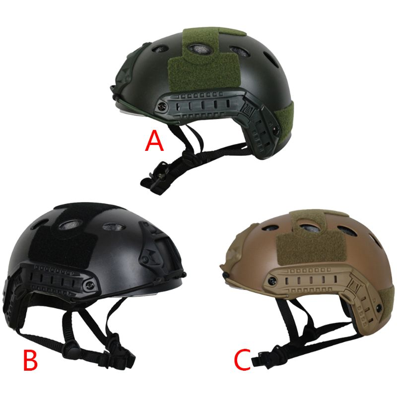 Military Adjustable Fast Helmet PJ Style Helmet Airsoft Helmet Outdoor Sports enlarge
