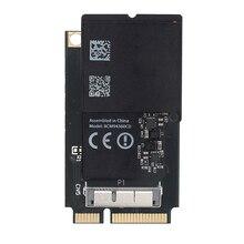 Wireless Für Apple Broadcom Bcm94360cd WiFi Karte 1750Mbps + Bluetooth 4,0 Dual Band 802,11 a/b/g/n/ac Mit Adapter Für iMac 2013