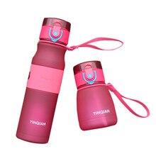 Gourde 320 ou 650ml, gourde avec couvercle automatique sans BPA en paille, gourde pour sportifs en plein air, pour enfants, contenant de leau
