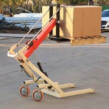 Petit chariot élévateur intelligent électrique à piles