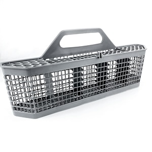 Universal Cutlery Dishwasher Basket for GE WD28X10128 Dishwasher Storage Box Replacement Parts Accessories