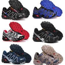 2021 Speed Cross 3 CS III Outdoor speedcross Zapatillas men Sports Running Shoes Comfortable Walking