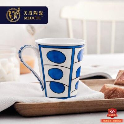 الحب الحصان غريبة الأزرق غرامة العظام قدح قهوة صيني الحليب الشاي و كوب Drinkware الكؤوس شحن مجاني