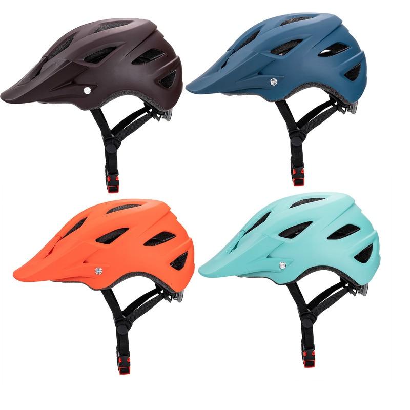 Casco de ciclismo moldeado integralmente para hombre y mujer, casco para ciclismo...
