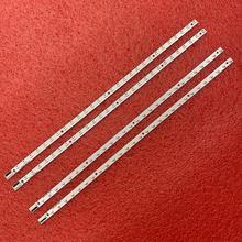 Nouveau 4 pièces/ensemble LED bande de rétro-éclairage pour KDL-50EX645 V500HK1-LS5 V500HJ1-LE1 4A-D078708 D078707 V500H1-LS5-TLEM4 TREM4 TLEM6 TREM6