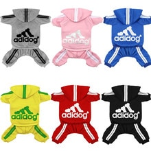 dog clothes Hoodies Sweatshirt clothes for small dogs Jacket for dogs Winter clothing for dogs chihu