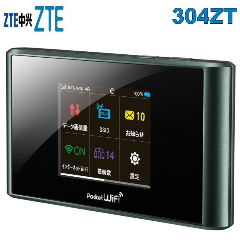 4G LTE Pocket WiFi софтбанк 304ZT