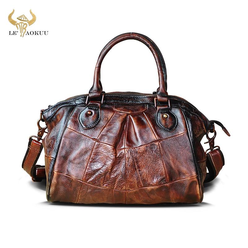Wine Original Leather Famous Brand Luxury Ladies Vintage Shopping handbag Shoulder bag Women Designe