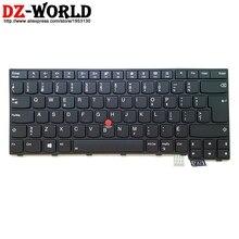 New/orig CFR Canadian French Backlit Keyboard for Lenovo Thinkpad 13 Gen2 T470S Laptop Teclado 01EN725 01EN684 SN20L82090