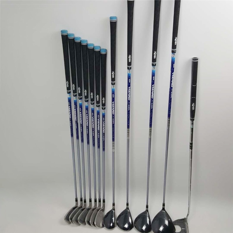 Brand new women's golf club HONMA BEZEAL 525 golf full set honma golf club Graphite L (without bag) free shipping