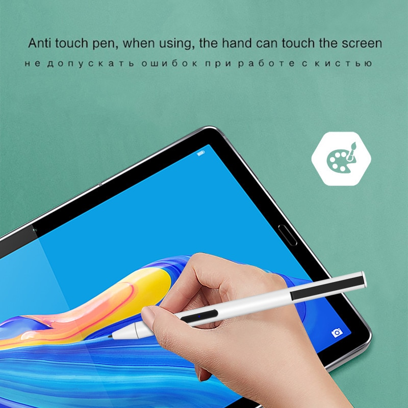Stylus M-Pen lite for Huawei Mediapad M5 lite M6 Capacitive Pen stylus M5 lite Touch Pen For Matebook E 2019 M6 10 enlarge