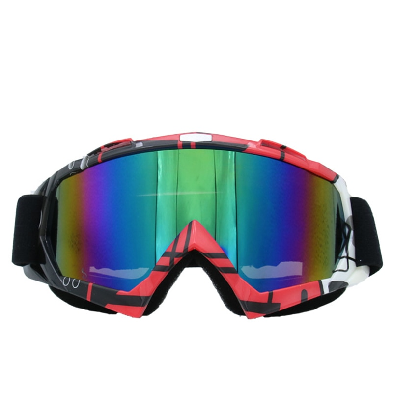 Motocross Sunglasses Dirtbike Goggles for Motorcycle ATV Motos Pit-Bike Off-Road Helmet Enduro Racing Mountain Bike Men Women