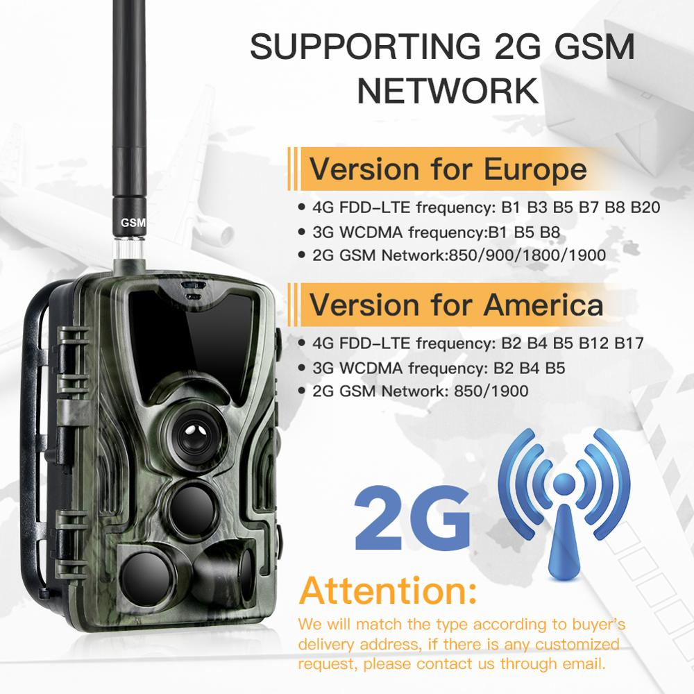 2G Hunting Camera HC-801M 16MP Full HD Outdoor Night Vision Security Surveillance Camera Camping Outdoor Waterproof Camera