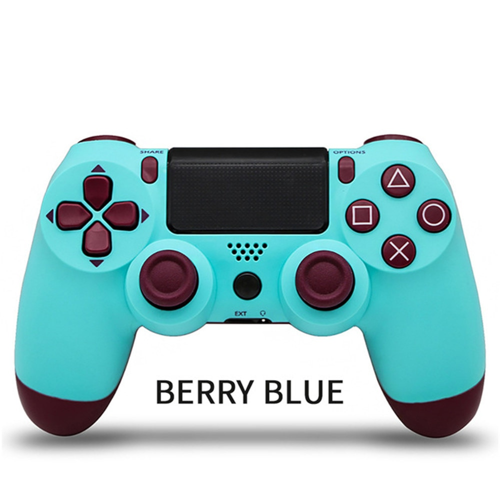 Bluetooth Wireless Gamepad Controller For PS4 Playstation 4 Console Control Joystick Controller For