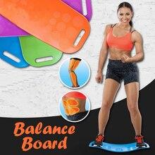 Outil ABS torsion remise en forme planche déquilibre entraînement de base Yoga Twister formation abdominale Muscle jambe coussin déquilibre Prancha Fitness nouveau
