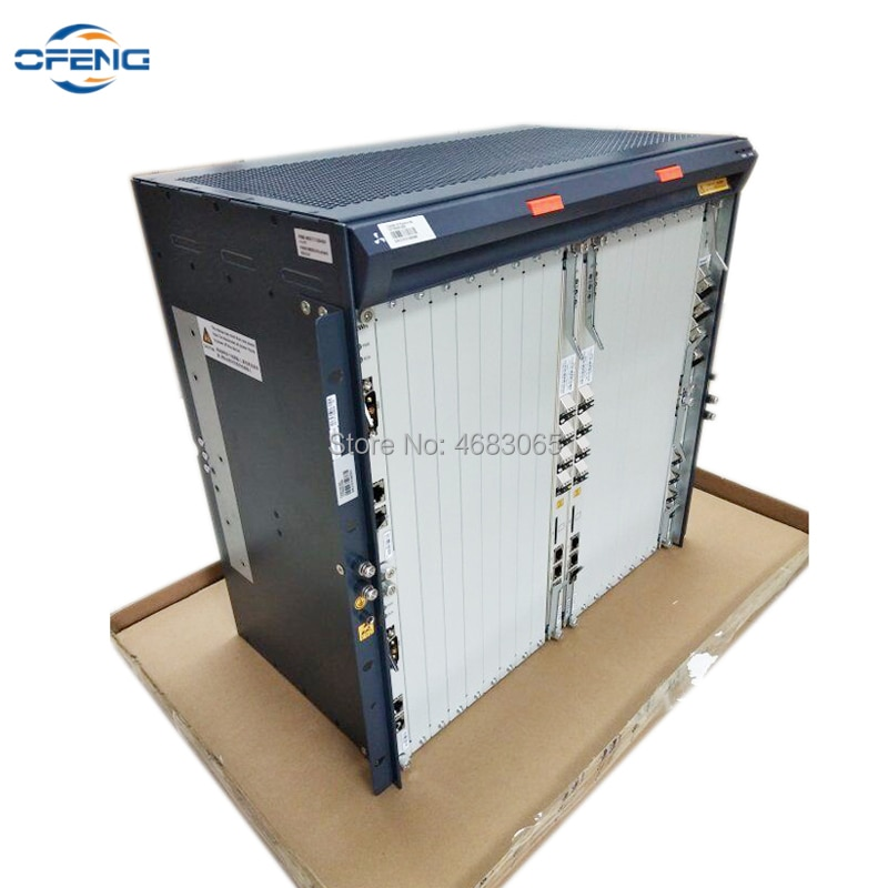 ZTE OLT-معدات طرفية للخط البصري ZXA10 C300 ، 1GE Uplink GUFQ 2 ، مصدر طاقة PRWH * 2 SCXN * 2 ، بطاقة لوحة تحكم