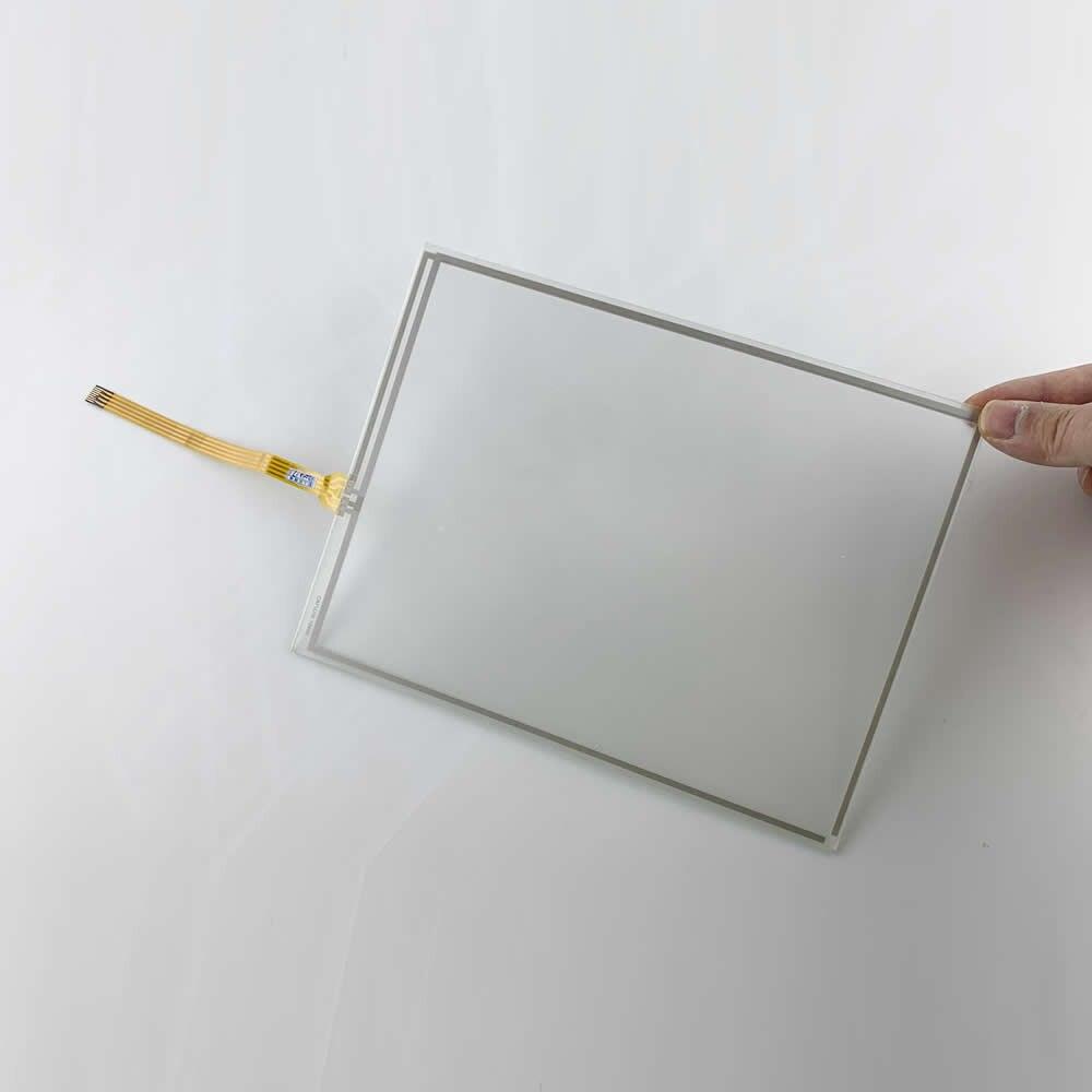 2711R-T7T SER لوحة شاشة لمس الزجاج لإصلاح لوحة المشغل ، لديها في الأوراق المالية