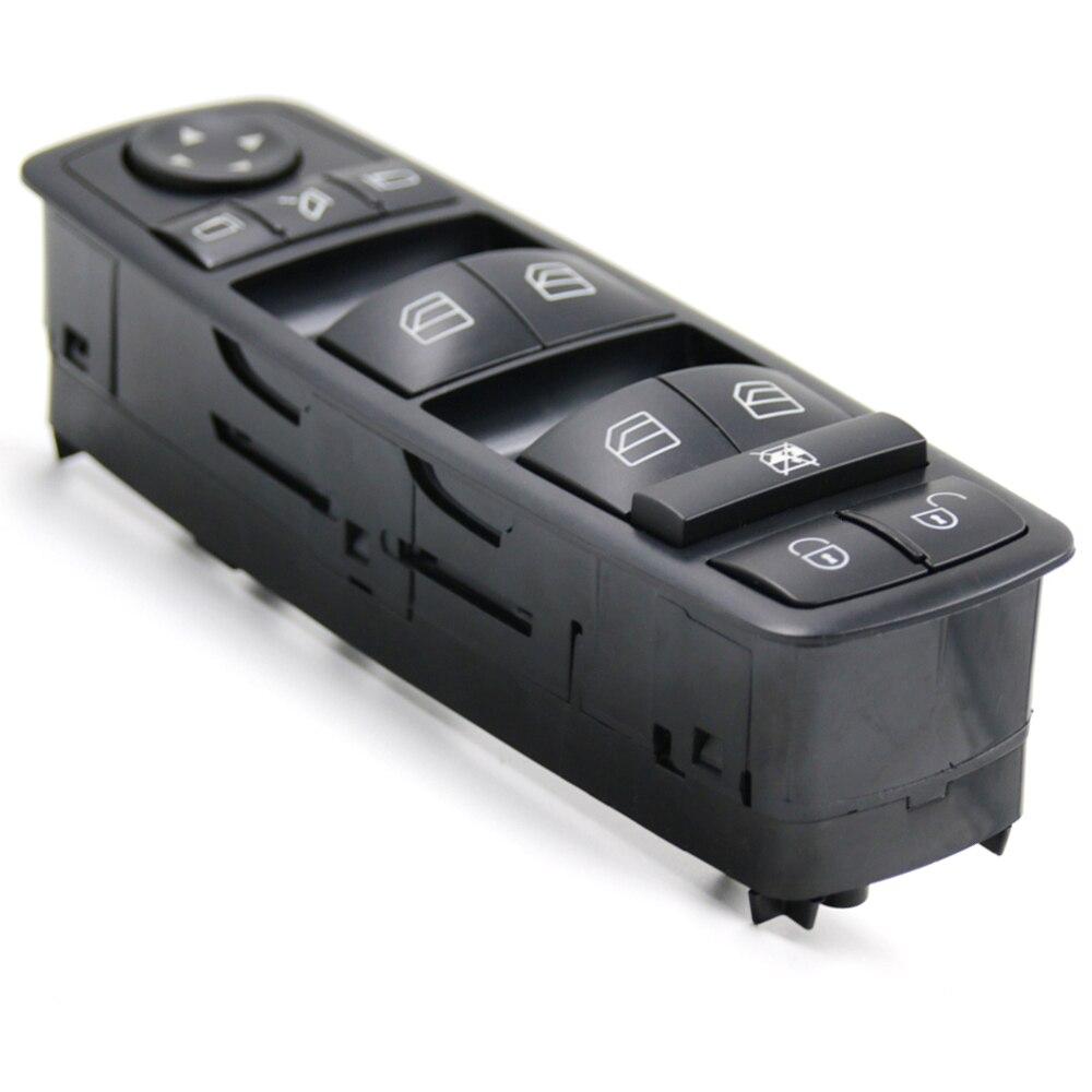 A1698206710 interruptor maestro de ventana eléctrico para Mercedes-Benz B-Klasse W245 W169-Klasse R350 GL350 GL450 un 169 de 820 67 1698206710