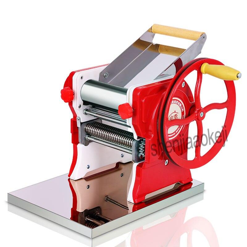 المنزلية دليل آلة المعكرونة التجارية زلابية الجلد صانع المعكرونة صانع آلة DIY المعكرونة صانع 18 سنتيمتر المعكرونة عرض الأسطوانة