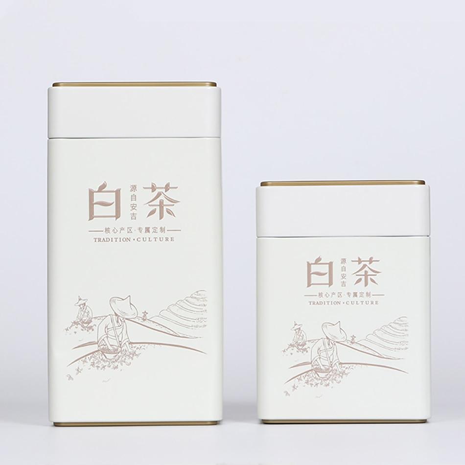 Xin Jia Yi emballage vide vente cirage grande taille étain conteneurs