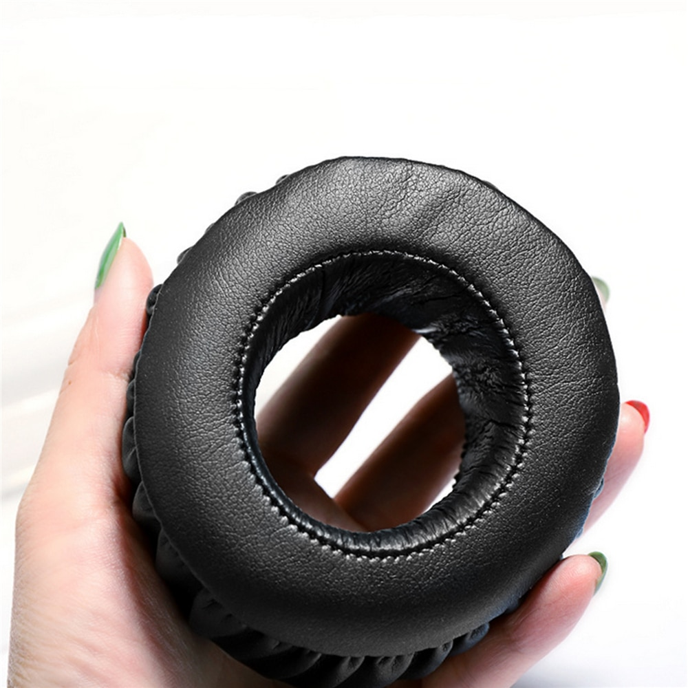 Cojín para auriculares de esponja suave, almohadillas protectoras de repuesto para auriculares Sony MDR-XB700, accesorios para auriculares