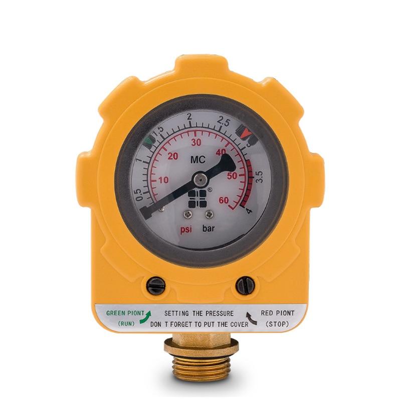 مبدأ كهروضوئي للتحكم في الضغط التلقائي لمضخة المياه