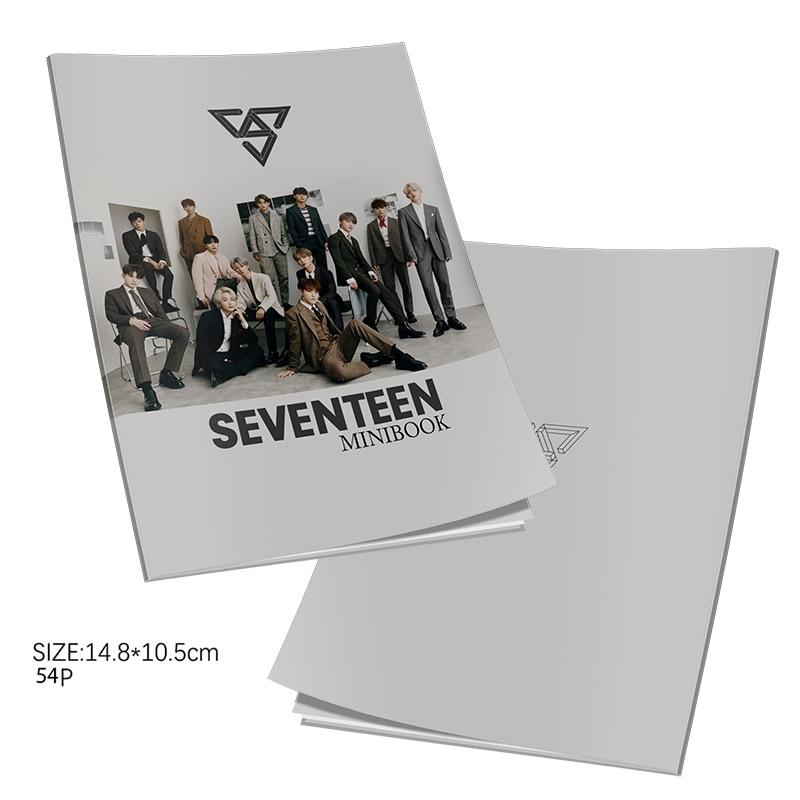 Kpop Seventeen 3-й альбом 'An Ode' мини фото книга DK Hoshi HD фотография Dino The8 плакат картина карат подарок