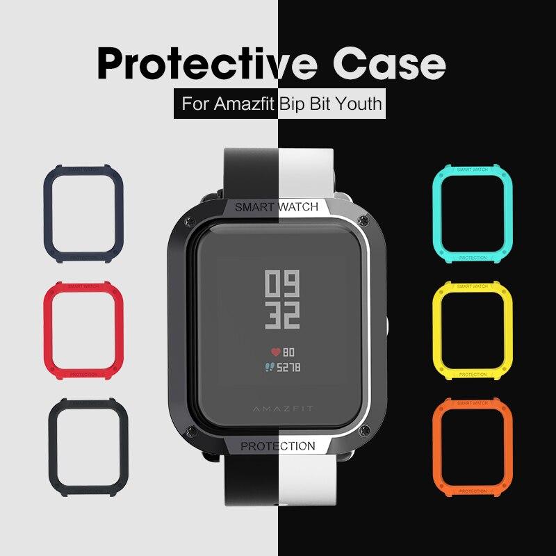 Чехол для Xiaomi Amazfit Bip BIT PACE Lite Youth Watch, защитный чехол для Huami Amazfit Bip Smart Watch